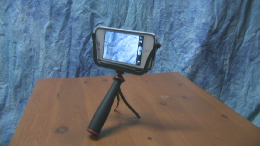 SlingShot iPhone Tripod & Stabilizer
